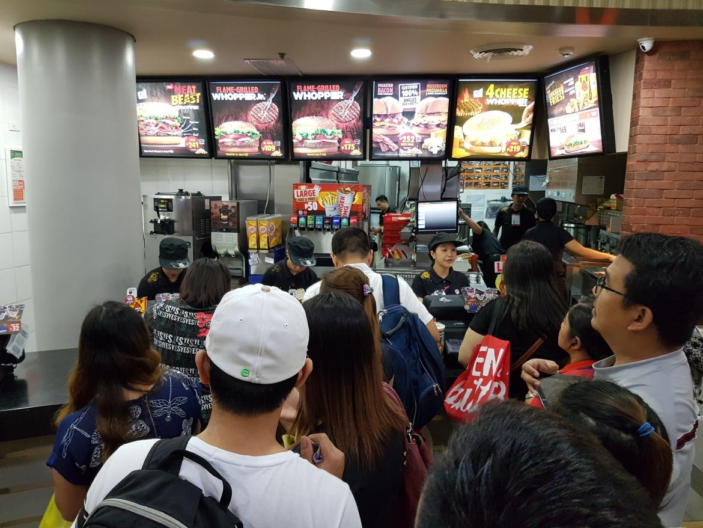 Burger King T3 NAIA