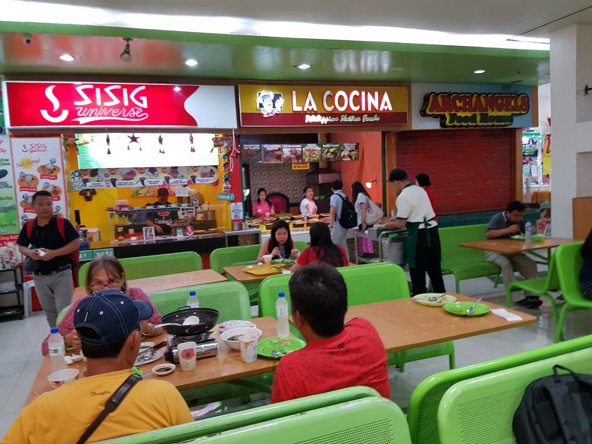 La Cocina located in Pacific Mall Food Plaza